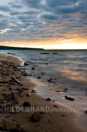 Lake Superior Sunset - No.7