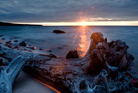 Lake Superior Sunset - No.5